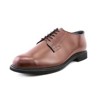 Bates Oxford Lites Round Toe Leather Oxford