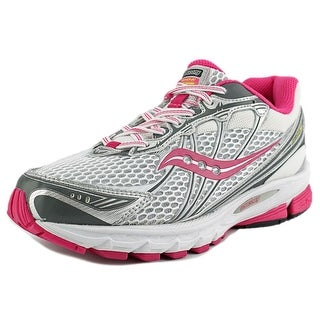 Saucony Progrid Ride 5 Round Toe Synthetic Running Shoe