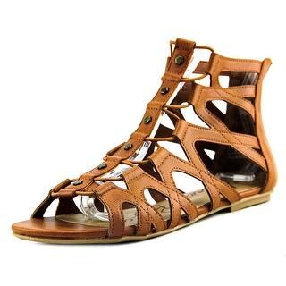 American Rag Aromil Women Open Toe Synthetic Tan Gladiator Sandal|https://ak1.ostkcdn.com/images/products/is/images/direct/be3c43a0fb2b2f92836ec139feb3b7100fa13f40/American-Rag-Aromil-Open-Toe-Synthetic-Gladiator-Sandal.jpg?impolicy=medium