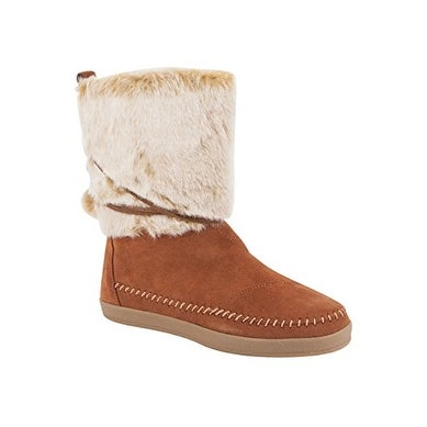 200bd152ccb Shop TOMS Nepal Women s Boots - Free Shipping Today - Overstock - 14179937