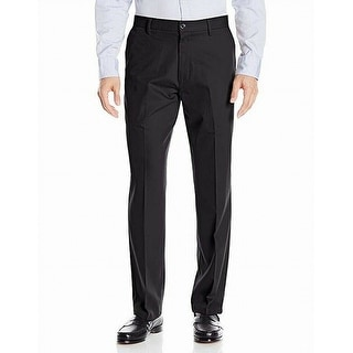 Link to Dockers Mens Dress Pants Black Size 40x29 Classic Fit Khakis Stretch Similar Items in Big & Tall