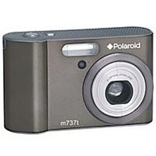 Polaroid M737T 7.0 Megapixels Digital Camera - 3x Optical Zoom/4x Digital Zoom - 3-inch LCD Display-REFURBISHED