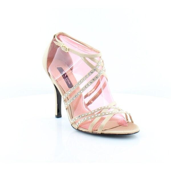 Nina Chrysten Women's Sandals Gold Royal
