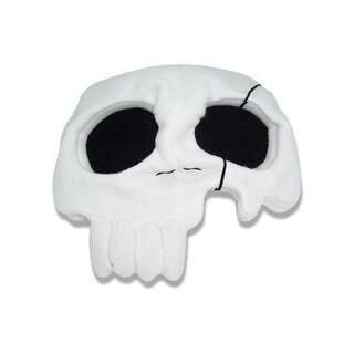 Bleach-Nel Fleece Cap - White