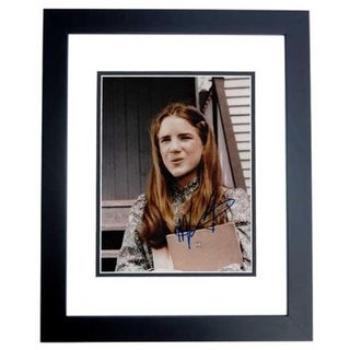 Melissa Gilbert Signed - Autographed Little House On The Prairie