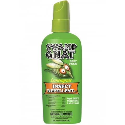 Swamp Gnat SNAT-6 Deet Free Insect Repellent, 6 Oz