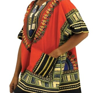 """Queen size Dashiki...Create a stunning silhouette...fits up to a 68"""""""