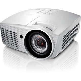 Optoma EH415ST Optoma EH415ST 3D Ready DLP Projector - 1080p - HDTV - 16:9 - Front, Rear, Ceiling - 280 W - 3000 Hour - 7000
