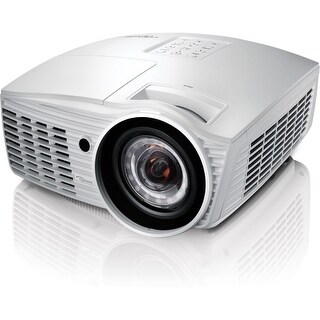 """""""Optoma EH415ST Optoma EH415ST 3D Ready DLP Projector - 1080p - HDTV - 16:9 - Front, Rear, Ceiling - 280 W - 3000 Hour - 7000"""