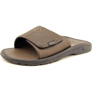 Olukai Kekoa slide B Open Toe Synthetic Slides Sandal