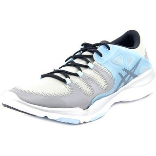 Asics Gel-Fit Vida Women Round Toe Synthetic Gray Running Shoe