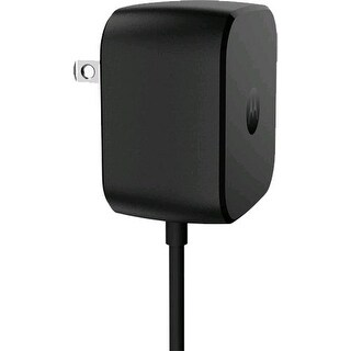 Motorola TurboPower 30W USB Type-C Wall Charger SPN5912A for Moto Z Droid, Moto