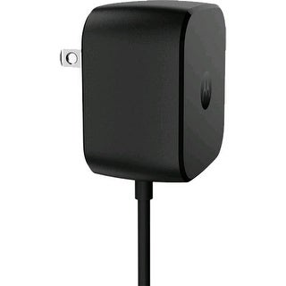 Motorola TurboPower 30W USB Type-C Wall Charger SPN5912A for Moto Z Droid and Mo