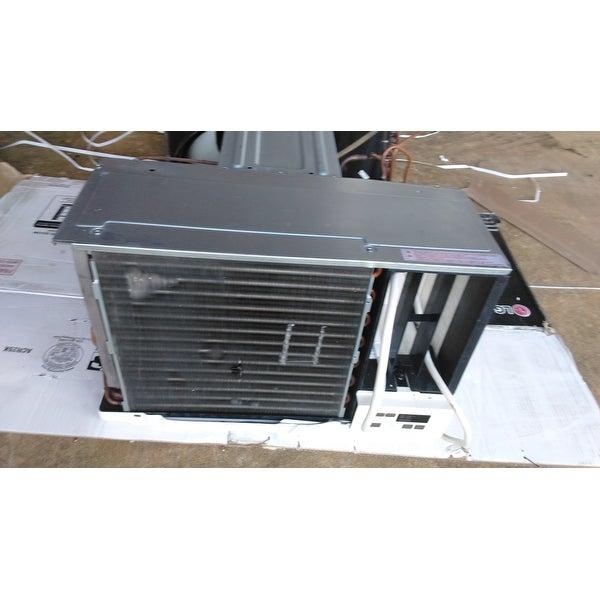 LG LW1816HR 18,000 BTU 220V Window Air Conditioner with Heat (Refurbished)  - White