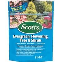 Scotts Co. 3Lb Shrub & Tree Food 1009101 Unit: EACH