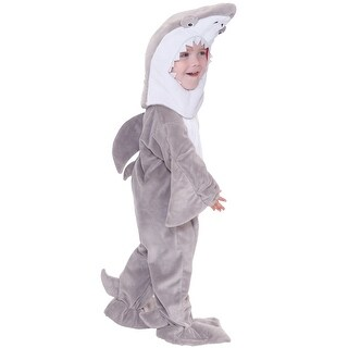 Forum Novelties Shark Attack Toddler Costume - grey