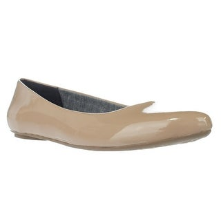Dr. Scholl's Really Cool Fit Memory Foam Ballet Flats, Sand