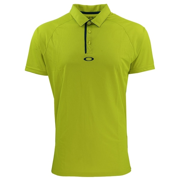 92e1ea94648 Shop Oakley Men s Elemental 2.0 Sport Polo - Free Shipping On Orders Over   45 - Overstock.com - 23562682