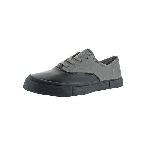 Nautica Mens Deckloom Fashion Sneakers Low-Top Lace-Up