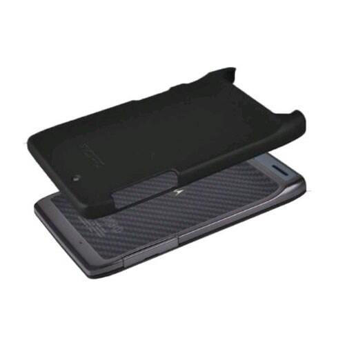 Incipio Feather Ultralight Hard Shell Case for Motorola Droid RAZR XT912 - Black