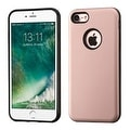 Insten Snap-on Hard Dual Layer Hybrid Case Cover For Apple iPhone 7 - Thumbnail 4