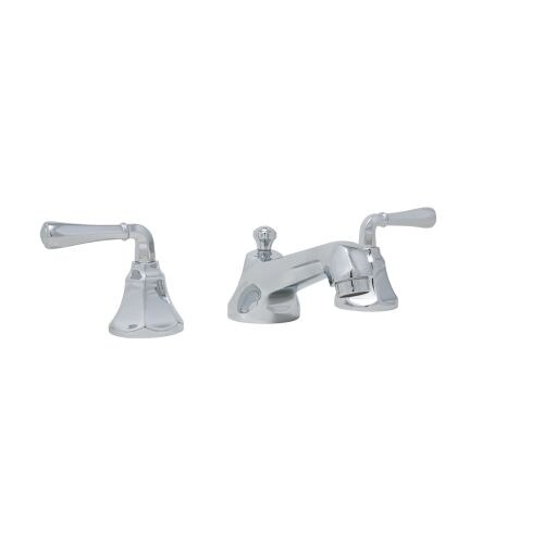 Mirabelle MIRWSKW801 Key West Deck Mounted Bathroom Faucet- includes ...