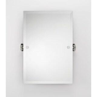 Alno 2131-RTG 21 x 31 Inch Frameless Rectangular Mirror