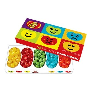 Jelly Belly Gift Box 4.25oz 5 FlavorsMixedEmotions