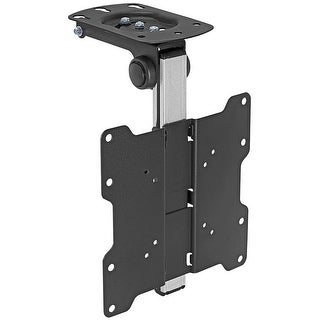 """Folding LCD Ceiling/Cabinet Mount for 17""""- 37"""" TV/Monitor"""