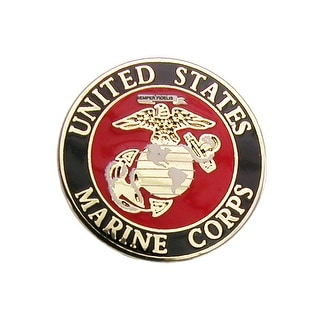Competition Inc. United States Marine Corps Lapel Pin - multi - One Size