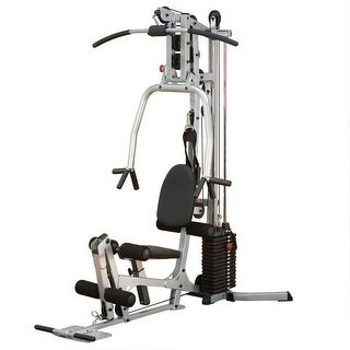 Powerline Folding Home Gym (BSG10) - Black