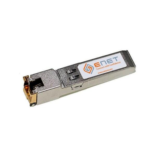 ENET 1200485G1-ENC Adtran 1200485G1 Compatible 10/100/1000BASE-T SFP 100m RJ45 Copper Cat5/Cat5e/Cat6 100% Tested Lifetime