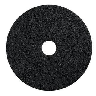 "Norton 54228 Floor Sanding Stripping Pad - 18"" Black, Pk/5"