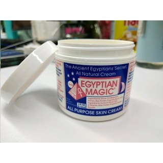 Egyptian Magic Universal Skin Cream 4oz canned natural ingredients