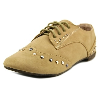 Yoki Pilar-11 Women Round Toe Synthetic Oxford