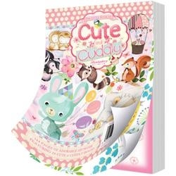 Cute & Cuddly - Hunkydory The Little Book Of A6 Paper Pad 144/Pkg
