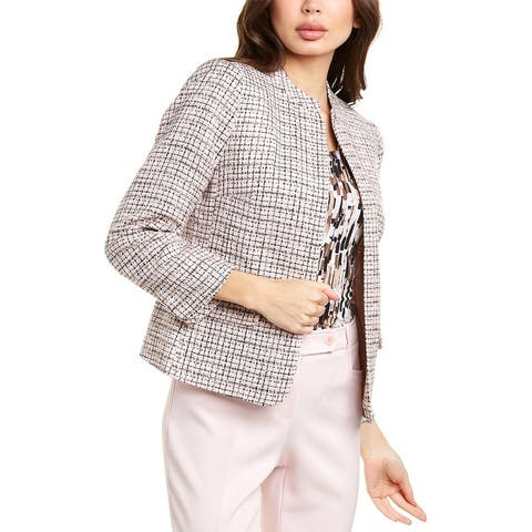 Anne Klein Textured Jacket