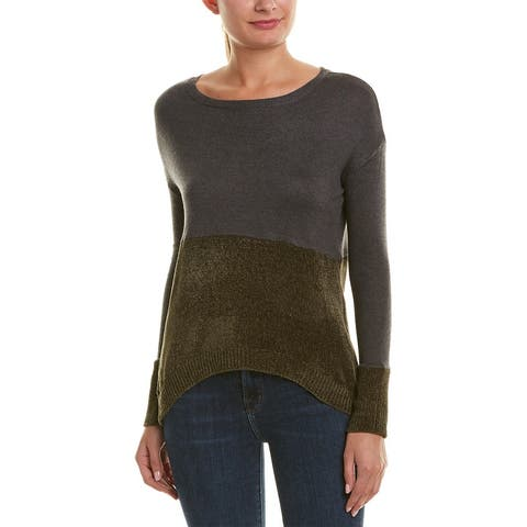 Romeo & Juliet Couture Colorblocked Sweater