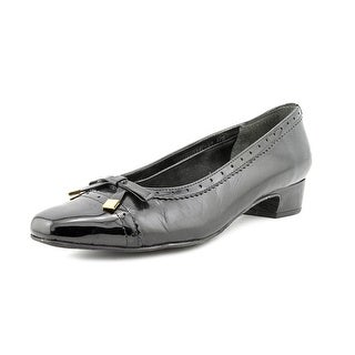 Mark Lemp By Walking Cradles Dillon Women N/S Square Toe Leather Flats