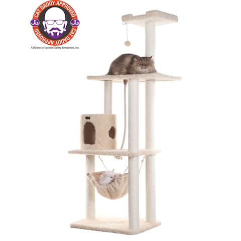 Armarkat Classic Cat Tree Model A7005 Beige