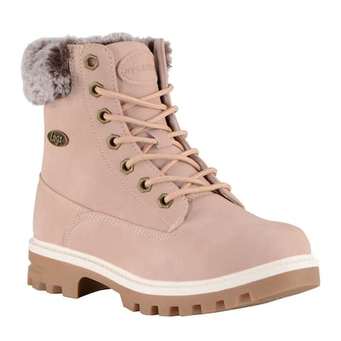 Lugz Girls Empire Hi Fur Casual Boots Boots