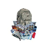 Wise foods 01-601 camo wise foods 01-601 camo 2 week essential survival backpack (camo)