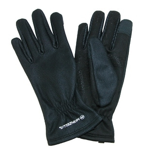 Manzella Women's Silkweight Windstopper Ultra Touch Screen Glove - Black
