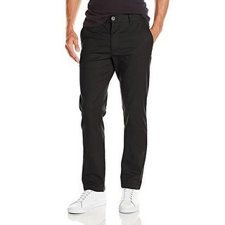 Rvca Mens The Weekend Stretch Pants, Adult