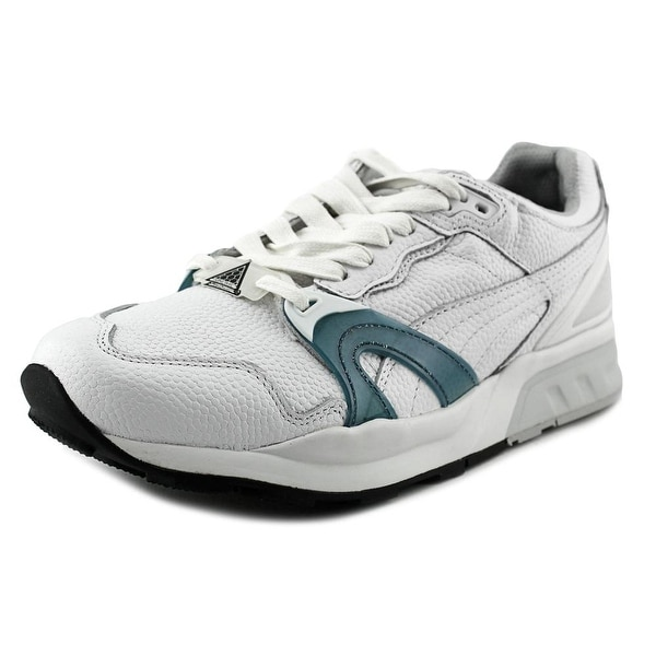 Puma XT2+ Texturised Men Round Toe Leather White Sneakers