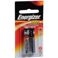 Energizer Alkaline Batteries AAAA 2 Each
