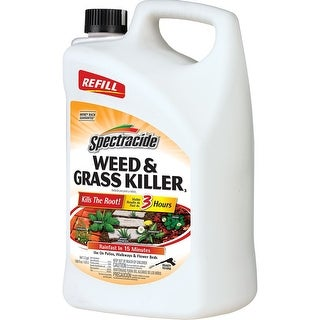 Spectracide HG-96371 Weed & Grass Killer AccuShot Refill, 1.33 Gallon