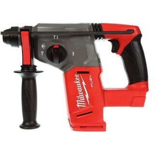 """Milwaukee M18 Fuel 1"""" SDS Plus Rotary Hammer (Tool Only)"""