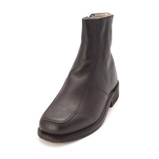 Executive Imperials Mens 000908 Leather Closed Toe Mid-Calf Fashion Boots - 8