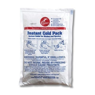 Cramer Instant Cold Packs for Relief of Pain and Swelling
